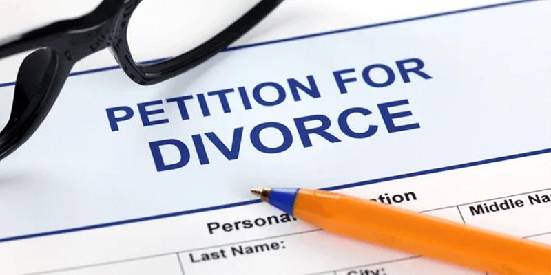 divorce when spouse missing