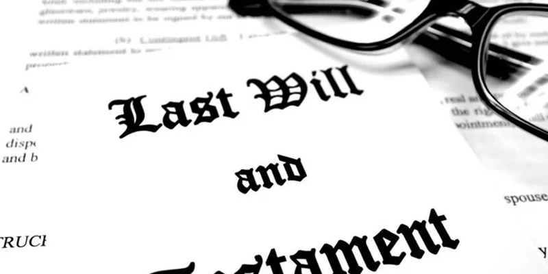 make a will during divorce