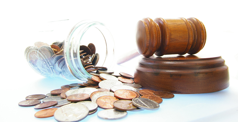 bank account in a divorce