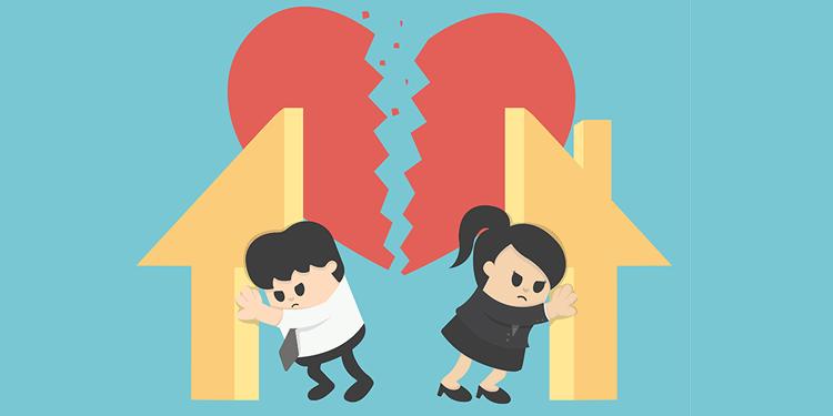 liabilities in divorce