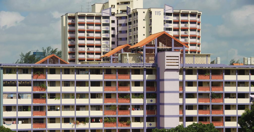 hdb flat after divorce