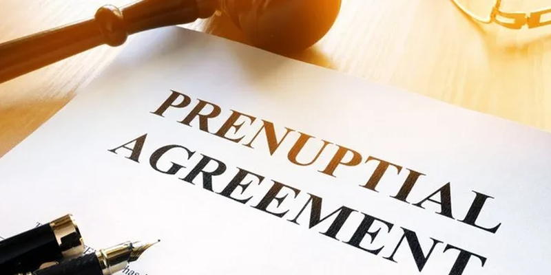 role of prenuptial agreements