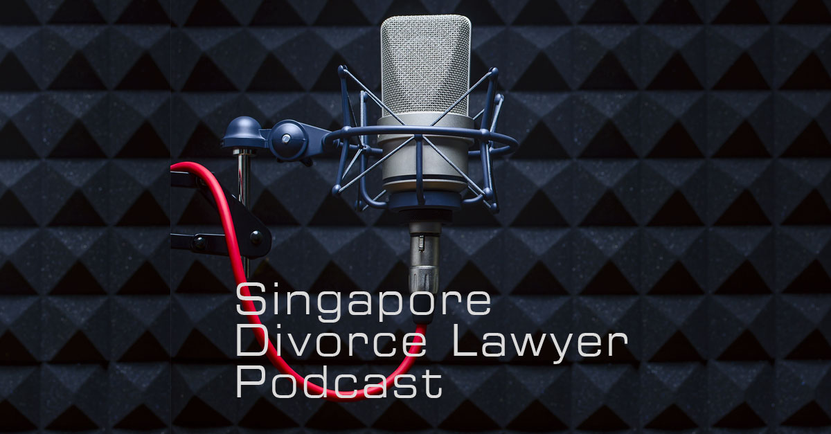 Podcast: Episode 4: What To Do When Served With Divorce Papers