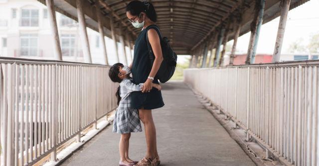 child access during carona