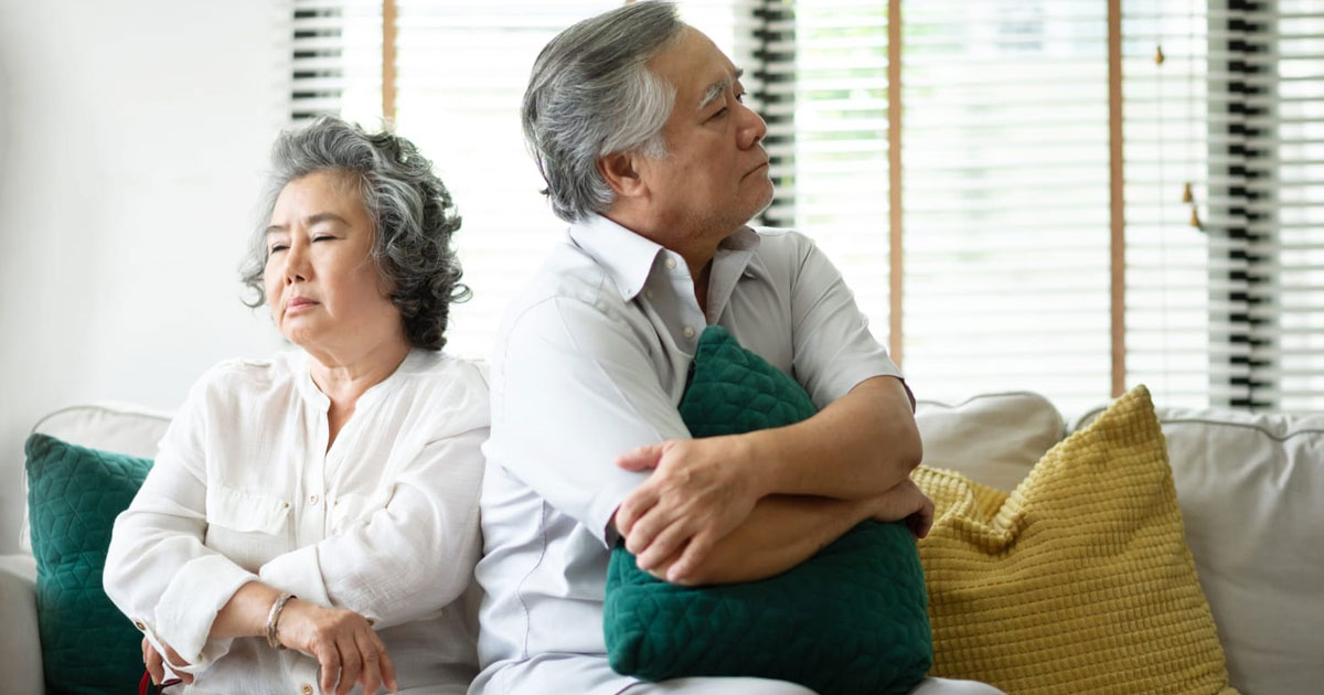 What must you Consider when Getting a Silver Divorce in Singapore?