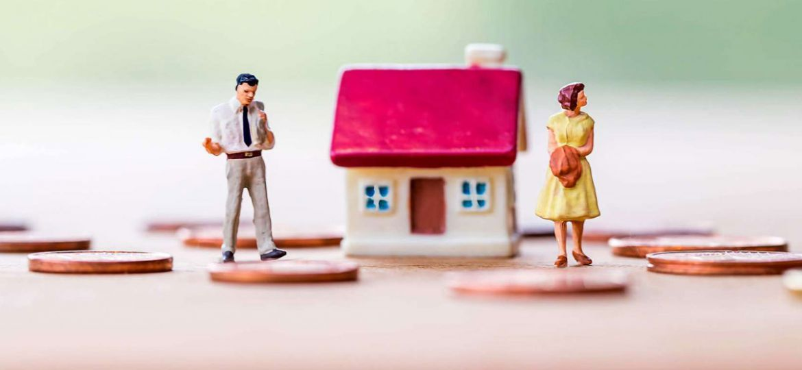 financial issues in divorce