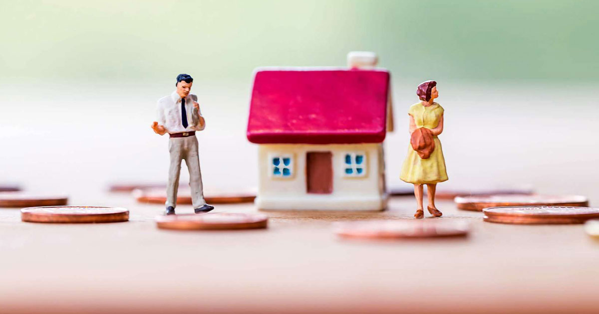 6 Money Issues in a Divorce