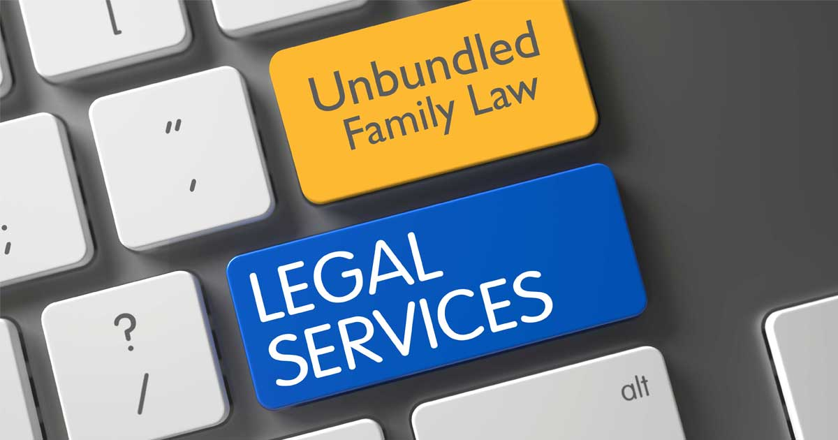 unbundeled legal services