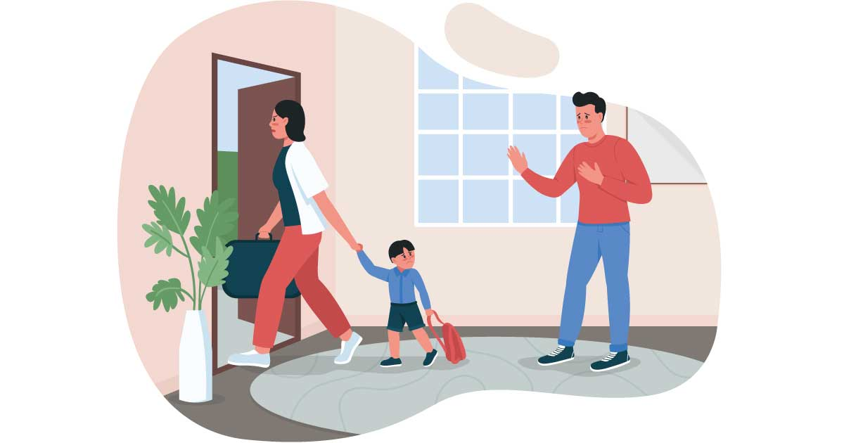 Helping Your Child Adjust To Two Homes After Divorce